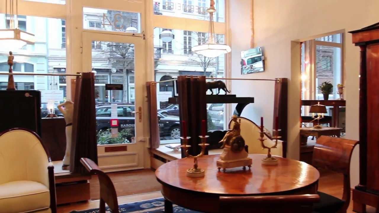 rsa antiquitaten wiesbaden youtube. Black Bedroom Furniture Sets. Home Design Ideas