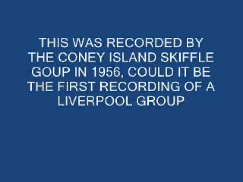 CONEY SKIFFLE GROUP RECORDING WITH TEXT 0001