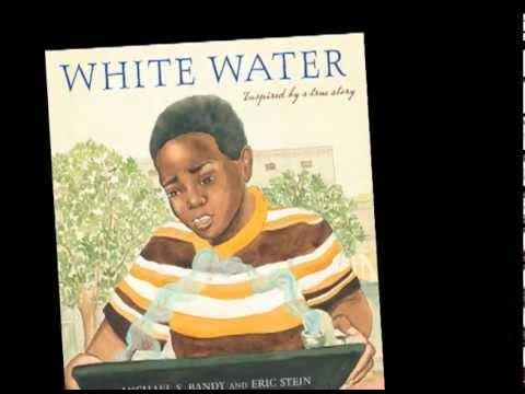 WHITE WATER Book Trailer