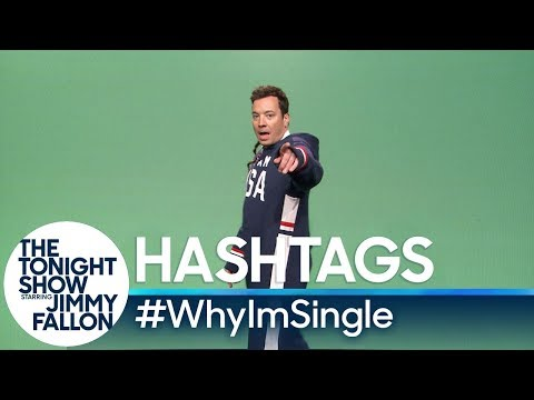 Hashtags: #WhyImSingle