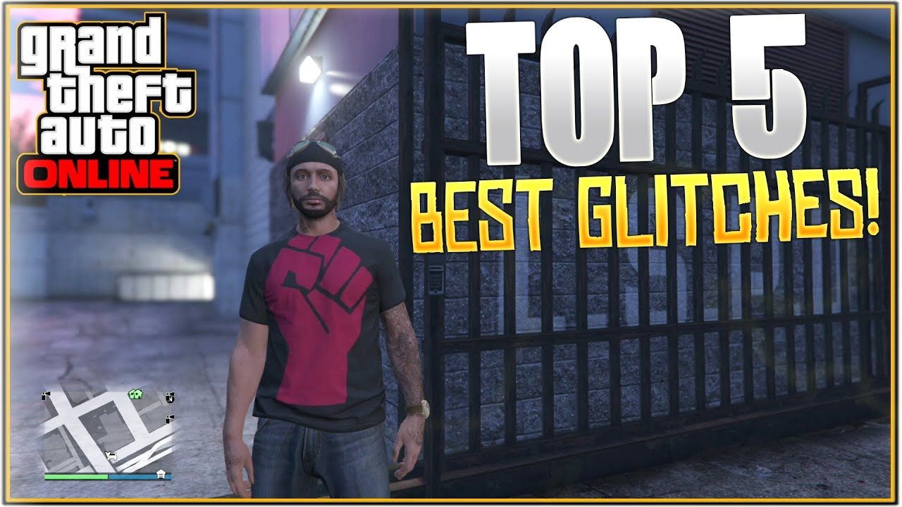 GTA 5 129126 BEST TOP 5 WORKING GLITCHES Best GTA 5 Glitches Xbox 360PS3 Xbox One
