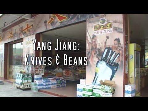 Martin Yan's China: Yang Jiang - Knives & Beans