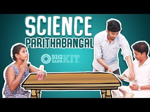Science Parithabangal! | BIGBANG KIT