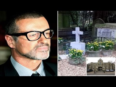 His final farewell George Michael