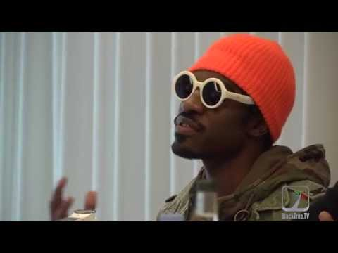 Andre 3000 on Jimi Hendrix and drug use