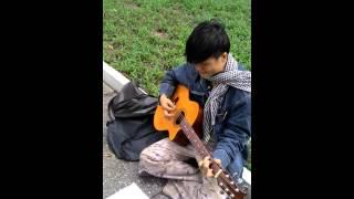 Giọt nước mắt ngà - Guitar Bệt