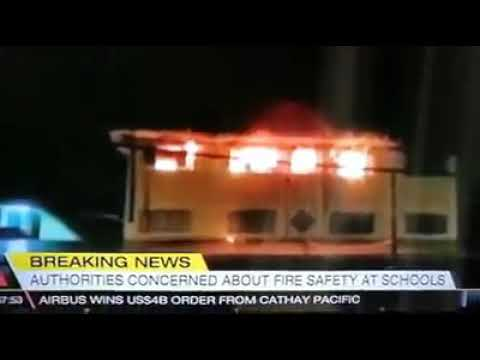 Malaysia: 25 Students Killed & Many Wonded WereFire In The School
