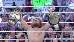 Daniel Bryan wins the WWE World Heavyweight Championship: WrestleMania 30