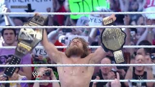 Baixar - Daniel Bryan Wins The Wwe World Heavyweight Championship Wrestlemania 30 Grátis
