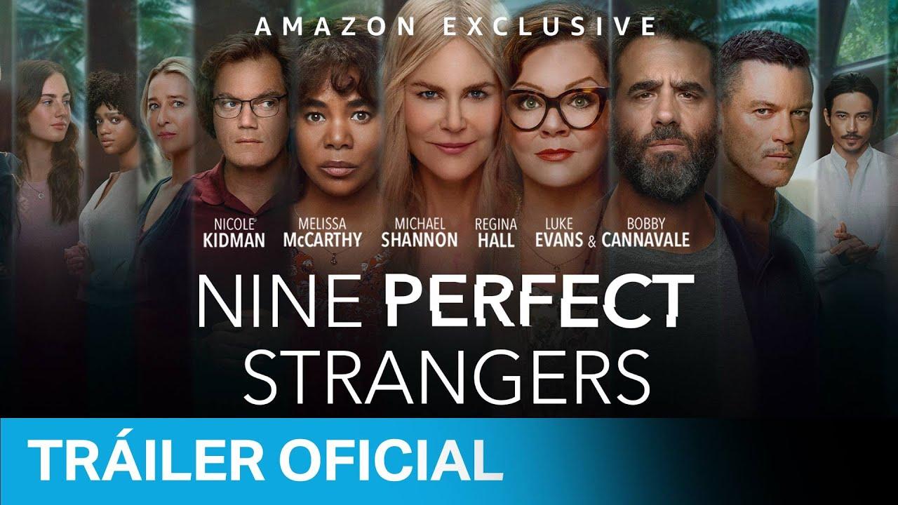 Nine Perfect Strangers  - Tráiler Oficial en Español | Prime Video España