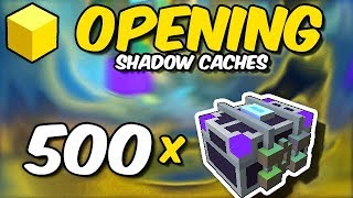 Opening 500 Shadow Caches | New Drop Ratio