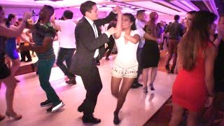 Smooth Social Salsa Dance by Adolfo Indacochea!