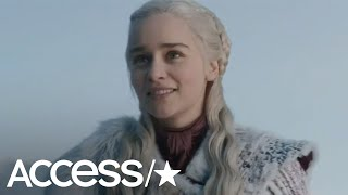 'Game Of Thrones' S8 Premiere: Chrissy Teigen, Leslie Jones & More Stars React | Access