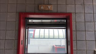 EPIC FAIL: Broken Dover/Schindler Elevator at the AMC Theatres Parking Deck In East Hanover, NJ