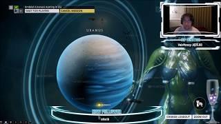Warframe - Unlocking Neptune Junction (12/05/2018)