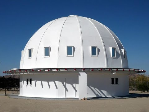 The Integratron: The Smithsonian Releases Alien Blueprints To Build Anti-Aging Machine