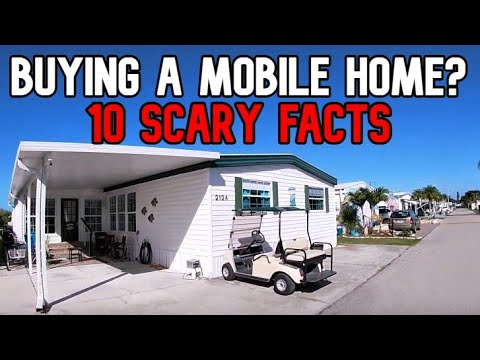 10 Reasons NOT To Buy A Mobile Home  ❌❌❌ 🥵 #FLORIDA