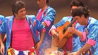 Chirigota. Los Georgie Dann de Santa Maria del Mar FINAL | Carnaval de Cádiz 2014