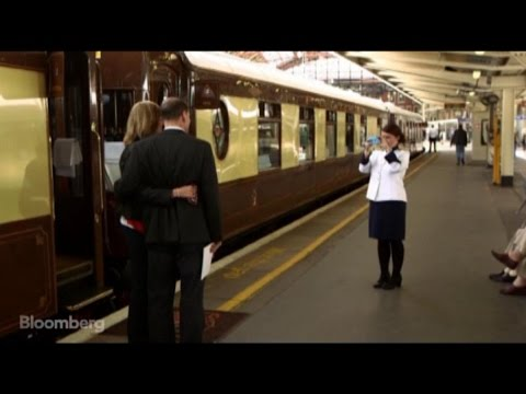 Orient Express Steam Trains Still Exude Luxury