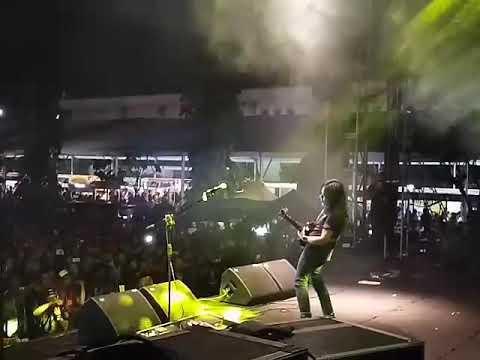 EDANE Emang edan gila keren habis Live at Kustomfest 2017 Jogja
