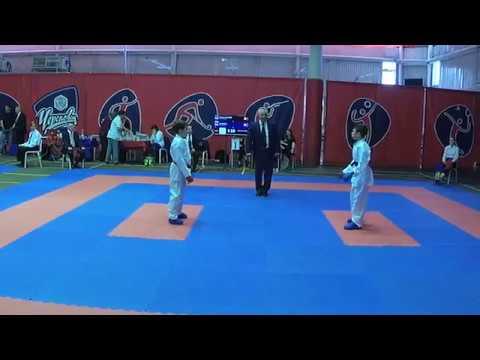 Соревнования по каратэ WKF в Череповце, октябрь 2019