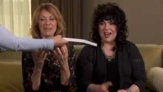 Heart- Ann and Nancy Wilson Open The Strange Euphoria Box Set!