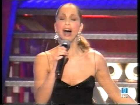 Sertab Erener - Every way that I can (Live in Operación Triunfo Spain)