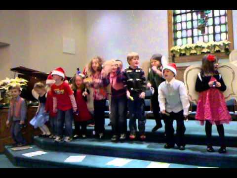 Marble Elementary School N.C. Christmas Program