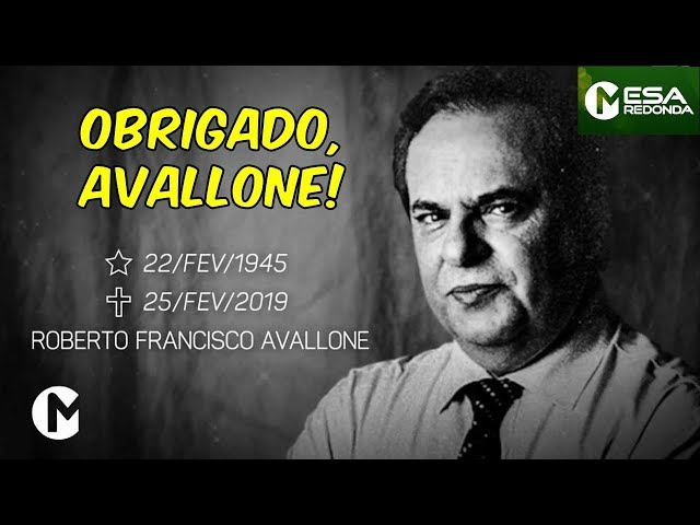 Homenagem a Roberto Avallone (03/03/19)