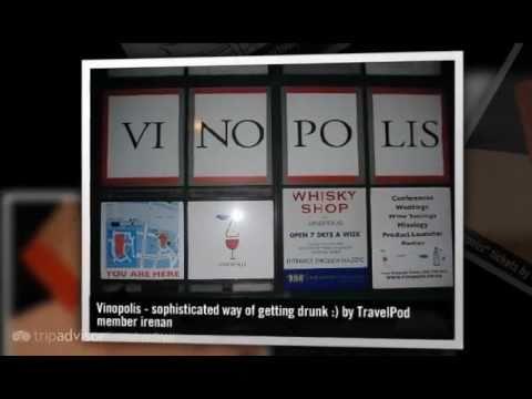 Vinopolis - London, England, United Kingdom