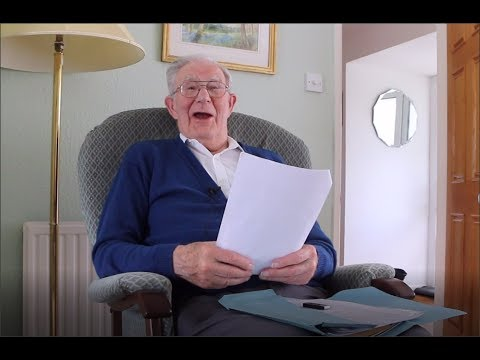 WarGen Interview with Ron Johnson WW2 Glider Pilot
