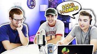 The Speech Jammer Challenge Game!