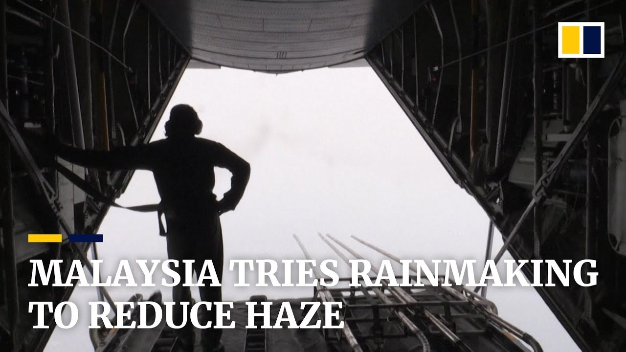 Malaysia cloud seeding to counter haze from Indonesian forest fires - South China Morning Post thumbnail