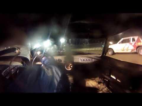 Bridgeport Speedway 8 cylinder enduro dash 8/11/17