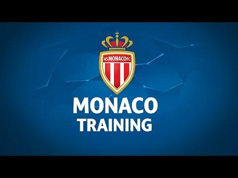 Monaco Training Session
