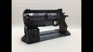 初投稿になります。 前から興味があった3Dプリンターを購入したのでAPEX LEGENDSのウイングマンを作ってみました。 3Dプリンター・3DCAD・...