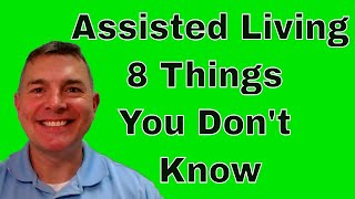Assisted Living: 8 Things You Dont Know YouTube Videos