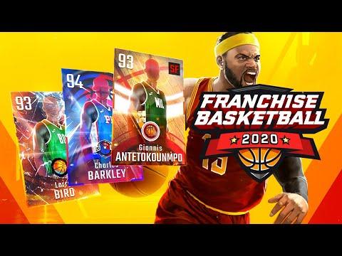 Franchise Basketball 2020 홍보영상 :: 게볼루션