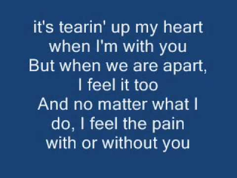 Nsync tearing up my heart.wmv