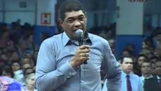 O Senhor conhece os que lhe pertencem - Pregação - Apostolo Valdemiro Santiago - IMPD