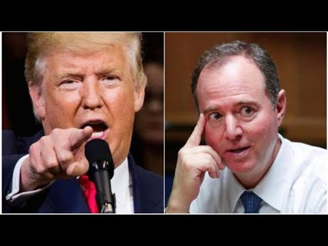 "PRESIDENT TRUMP BLASTS ""LITTLE"" ADAM SCHIFF FOR ILLEGALLY LEAKING CONFIDENTIAL INFORMATION!"