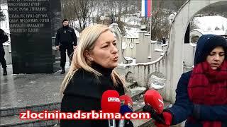 Парастос у Кравици 5.1.2020 - Радојка Филиповић