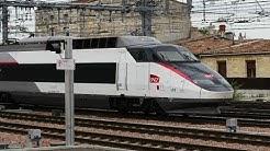VOYAGE DE ETAPLES à CALAIS FRETHUN  EN TGV PSE