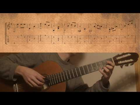 The Godfather - Guitar Tab