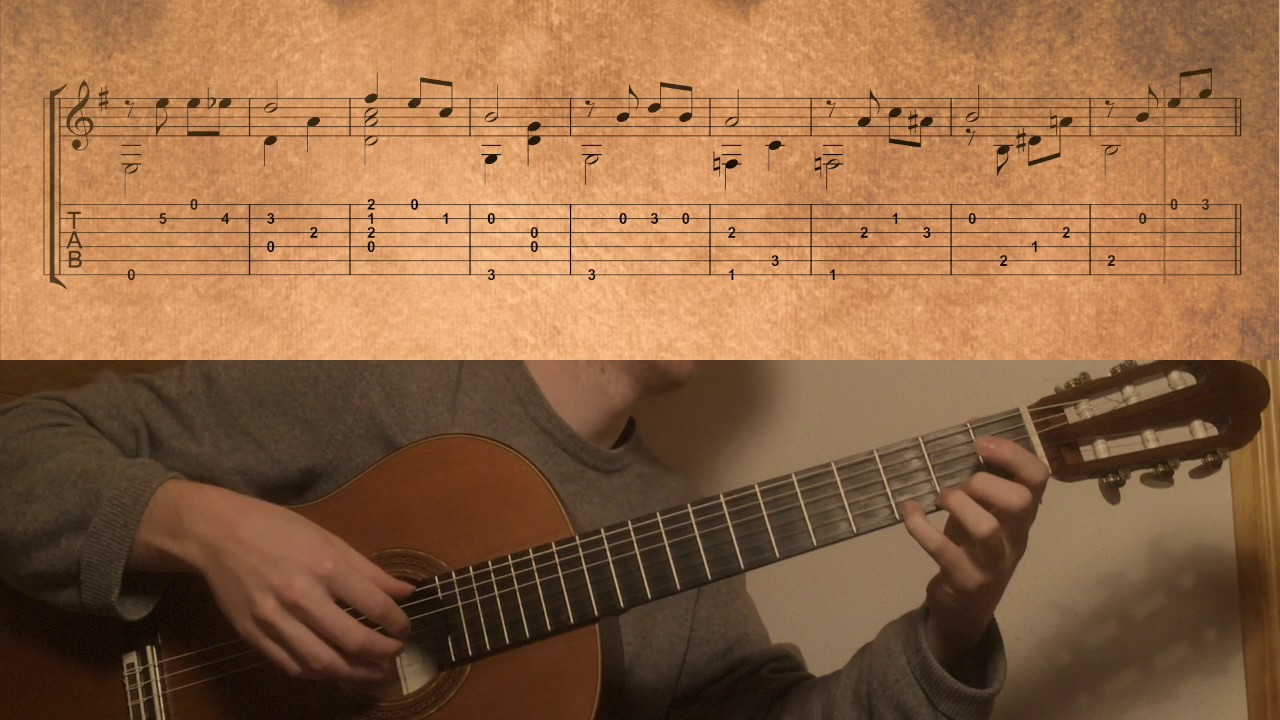 The Godfather Guitar Tab Youtube