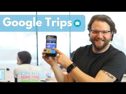 Google Trips Review - Tips & Tricks