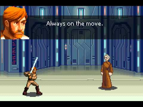Play Star Wars Episode Iii Revenge Of The Sith Online Gba Game Rom Game Boy Advance Emulation User Videos On Star Wars Episode Iii Revenge Of The Sith Gba