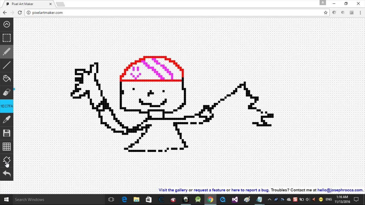 Best Of Pixel Art Online @KoolGadgetz.com