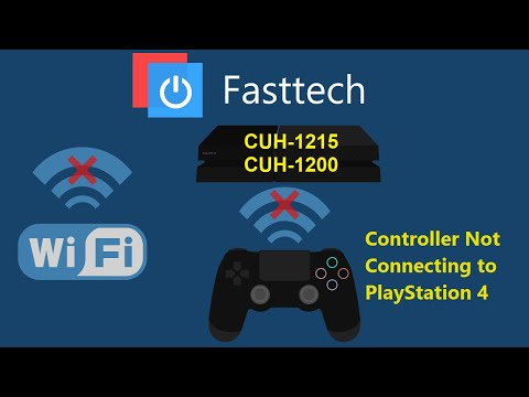 PS4 (CUH-1215) Controller Input Lag Repair (Antenna Replacement)