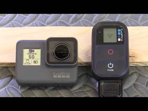 GoPro remote ARMTE-001 problem